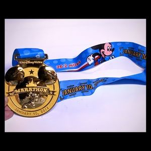 2016 26.2 Marathon Weekend Medal